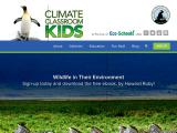 climateclassroomkids.org