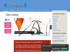 clinicacondado.com