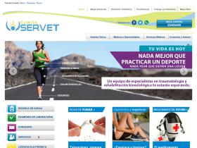 clinicaservet.cl