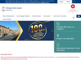 clinique-saint-joseph.com