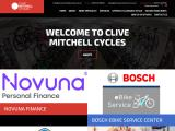 clivemitchellcycles.co.uk