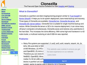 Clonezilla org Analytics - Market Share Stats & Traffic Ranking
