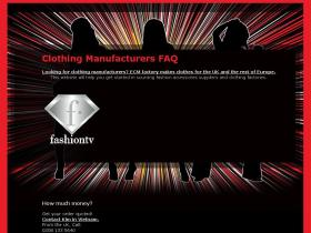 clothing-manufacturers.org