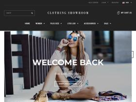 clothingshowroom.com