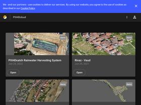 Cloud pix4d com Analytics - Market Share Stats & Traffic Ranking
