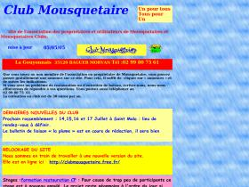 clubmousquetaire.perso.worldonline.fr