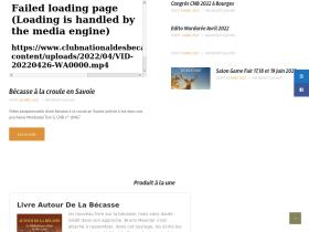 clubnationaldesbecassiers.net