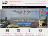 coachandfourcars.com