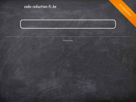 code-reduction-fr.be