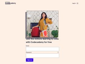 Learn json codecademy competitors