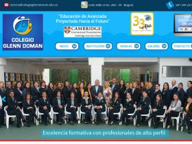 colegioglenndoman.edu.co