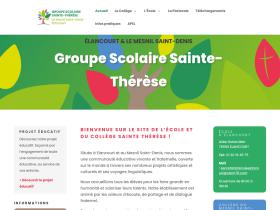 college-ste-therese.com