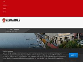 college.library.wisc.edu