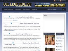 collegesexrules.com