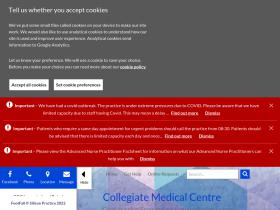 collegiatemedical.co.uk