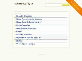 colliersecurity.be