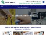collinssurgical.com