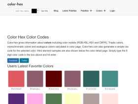 color-hex.com