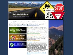 coloradosafedriver.com