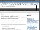coloradoschoolofmusic.com