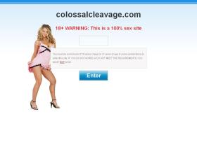colossalcleavage.com