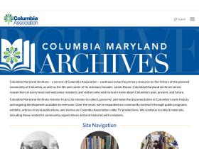 columbiaarchives.org