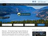 columbiagorgevacationrental.com