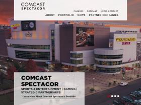 comcastspectacor.com