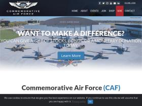 commemorativeairforce.org