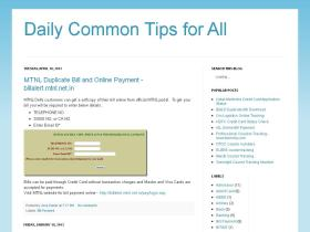 commontips.in