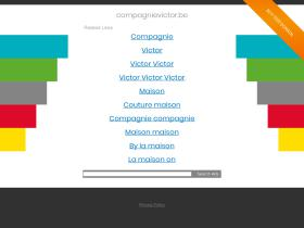 compagnievictor.be