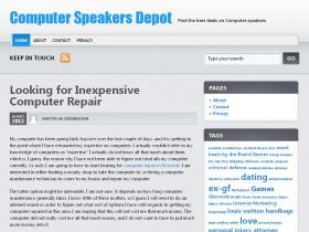 computerspeakersdepot.com