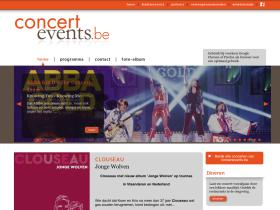 concertevents.be