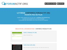 confidress.forumactif.org