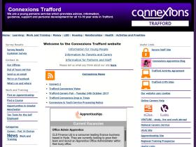 connexions-trafford.co.uk