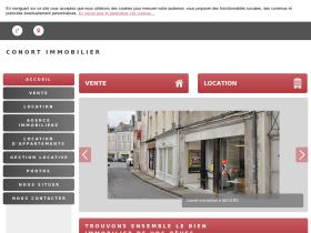 conort-immobilier.fr