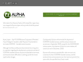 contaxcameras.co.uk