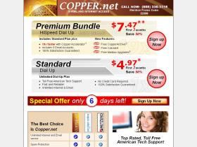 copperhispeedspecial.net