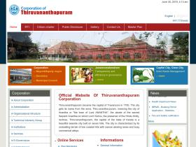 corporationoftrivandrum.in
