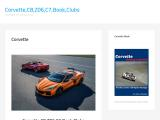 corvettelegends.com