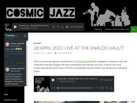 cosmicjazz.co.uk