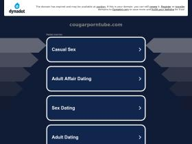 cougarporntube.com