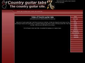 country-guitartabs.com