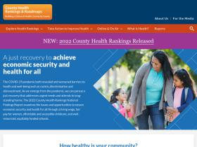 countyhealthrankings.org