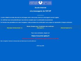 courrier.aphp.fr