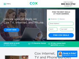 cox.digitallanding.com