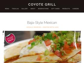 coyotegrill.tv