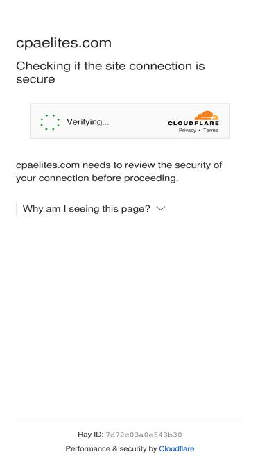 Cpaelites com Analytics - Market Share Stats & Traffic Ranking