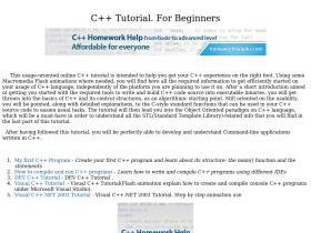 cpp-tutorial.cpp4u.com