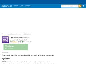 cpu-z-portable.softonic.fr